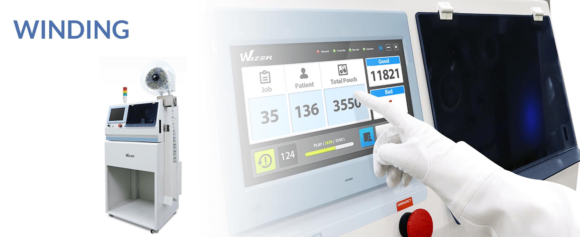 Pharmacy robotic automation